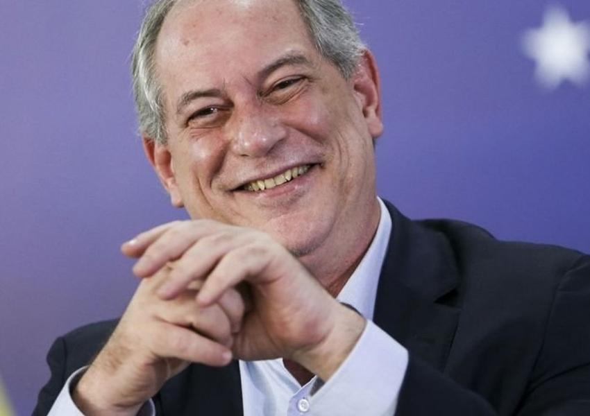 Ciro descarta apoio a Bolsonaro: 'Ele não, sem dúvida'