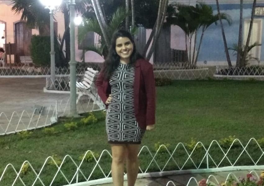 Após ser eleita como Conselheira Tutelar, Hyasmin Freire faz agradecimentos pelos 722 votos recebidos