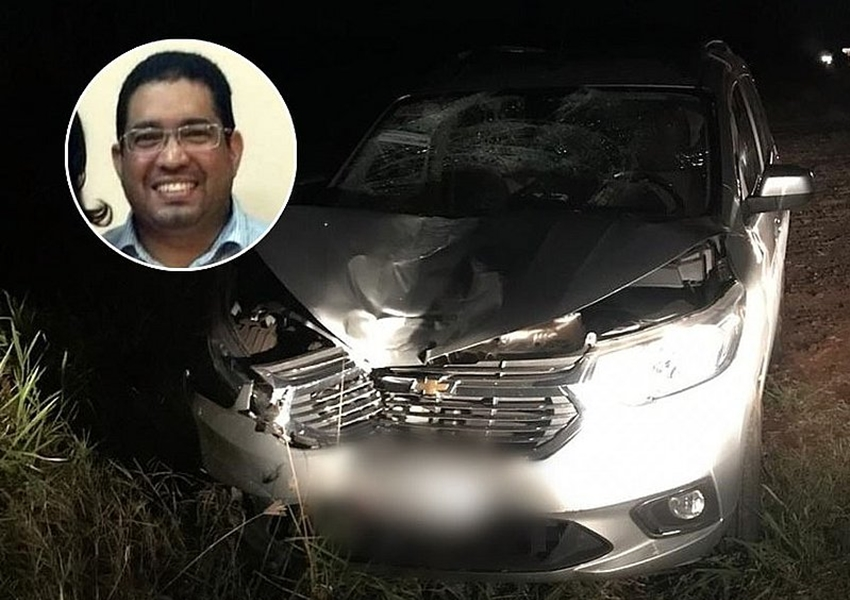 Médico baiano bate carro e morre atropelado enquanto fotografava acidente em SP
