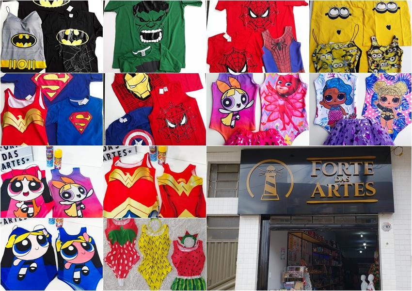 É Carnaval, visite a loja Forte das Artes e confira grandes novidades em fantasias e acessórios