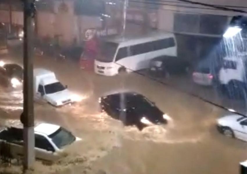 Governo declara situação de emergência em nove cidades afetadas por chuvas