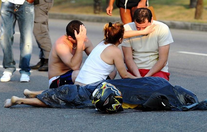 Nove pessoas morreram nas rodovias estaduais no feriado de 7 de Setembro