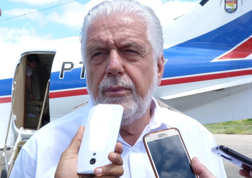 Wagner justifica recusa a vice de Lula e aposta que Alckmin não estará no 2º turno