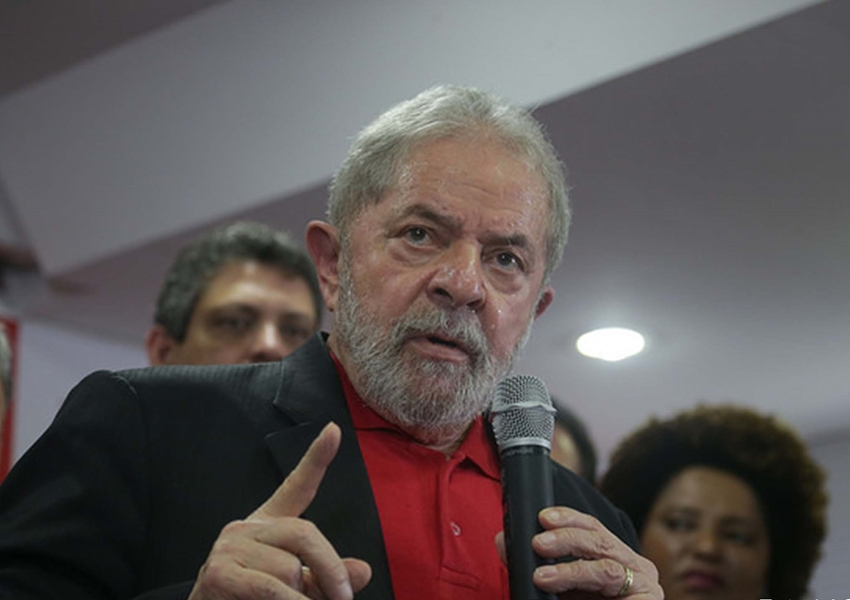 Lula é condenado a 12 anos e 11 meses de prisão no caso do sítio de Atibaia
