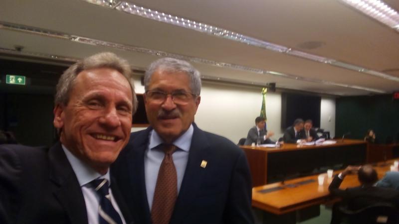 Prefeito de Dom Basílio solicita recursos à Bancada Baiana de Deputados em Brasilia para recuperação do Canal do Perímetro Irrigado do Brumado