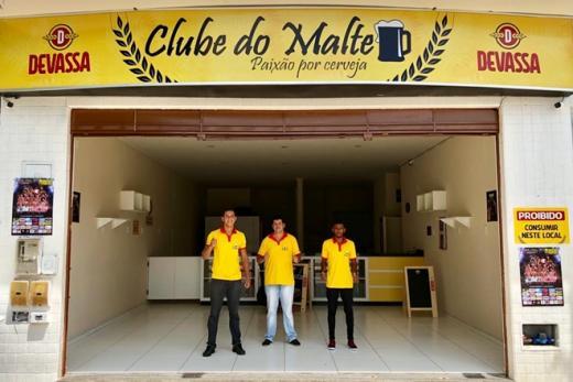 Clube do Malte Devassa é inaugurado em Livramento