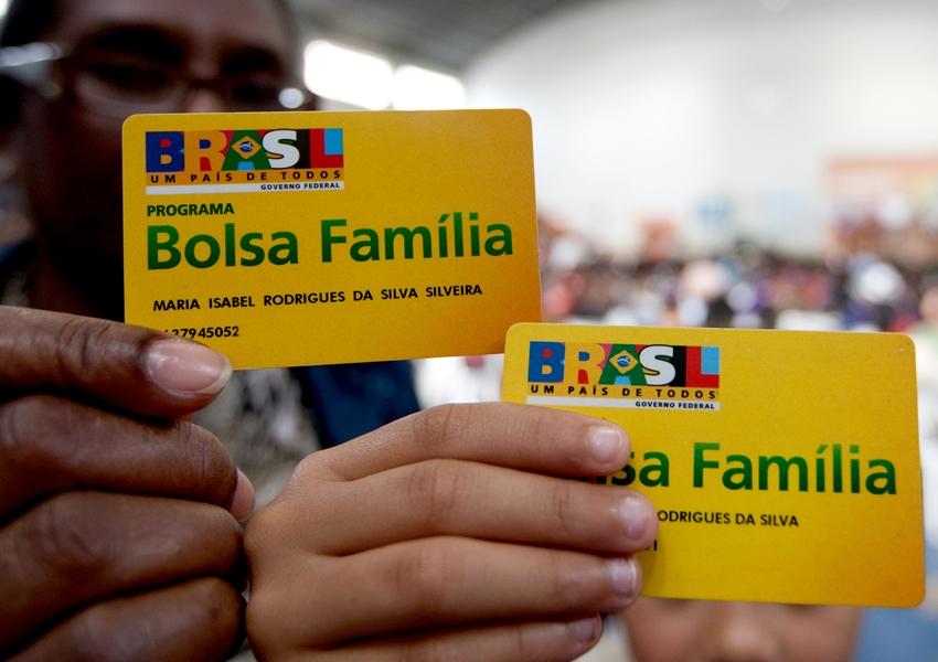 Governo federal estuda reajuste para o programa Bolsa Família