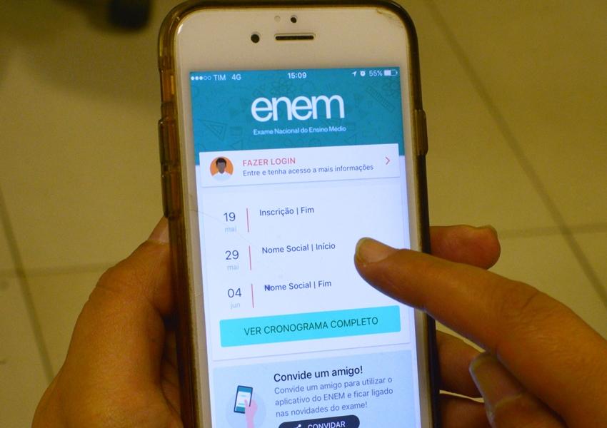 Defensoria Pública pede adiamento do Enem após aumentos de casos de Covid-19
