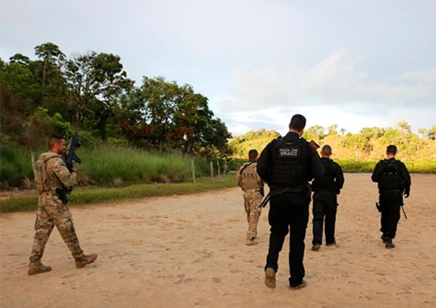 Bahia: Operação Franciscano alcança 15 foragidos de duas facções