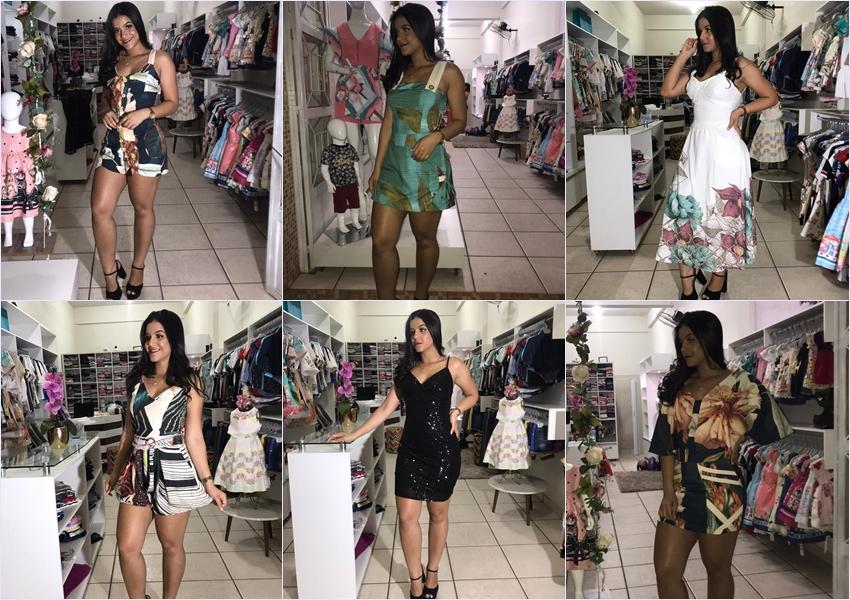Loja Rosa Linda apresenta a toda população de Livramento e Região a sua nova coleção