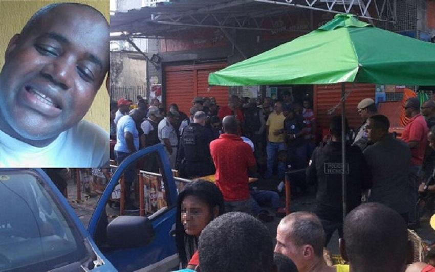 Sargento da reserva da PM é morto a tiros em Salvador