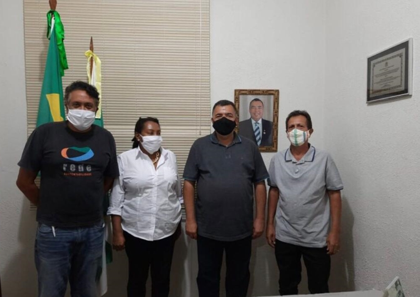 REDE visita prefeitos eleitos na Chapada Diamantina