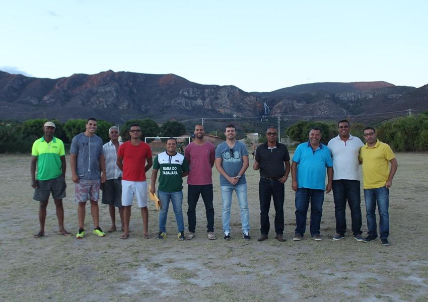 Campo de futebol da Rua do Areião será totalmente revitalizado