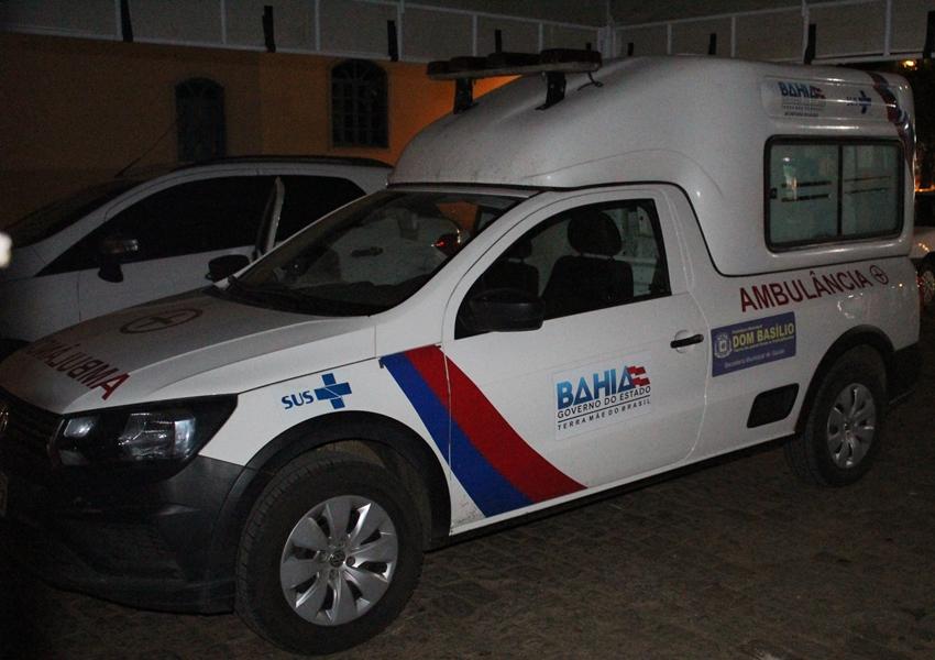 Secretaria de Saúde realiza ações preventivas durante Dom Basílio Folia