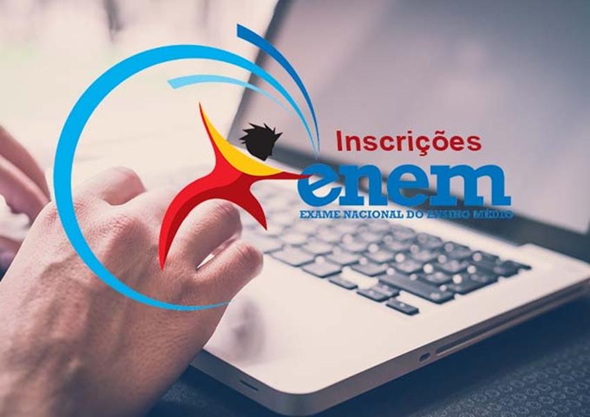 Inscrição para taxa de isenção do Enem começa na segunda