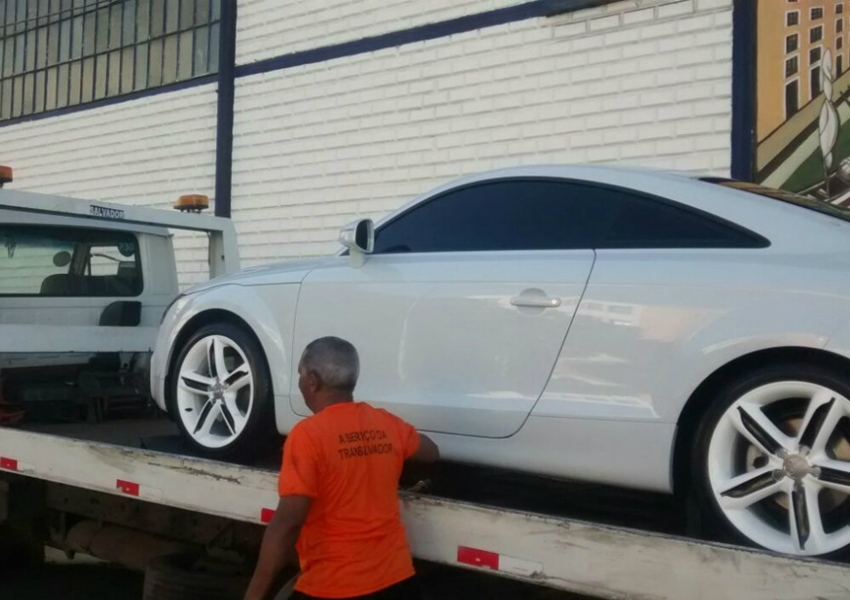 Cantor e vereador Igor Kannário tem CNH e veículo apreendidos durante blitz em Salvador