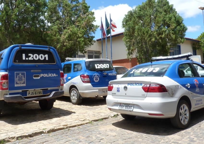 Brumado: Polícia Civil prende condenada pela prática de roubos