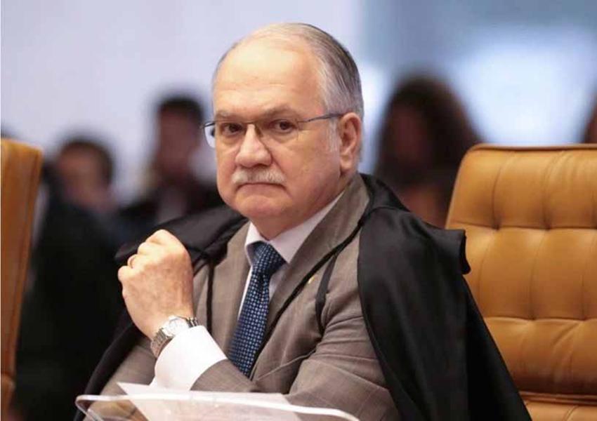 Fachin envia denúncia de organização criminosa contra Lula, Dilma e ex-ministros