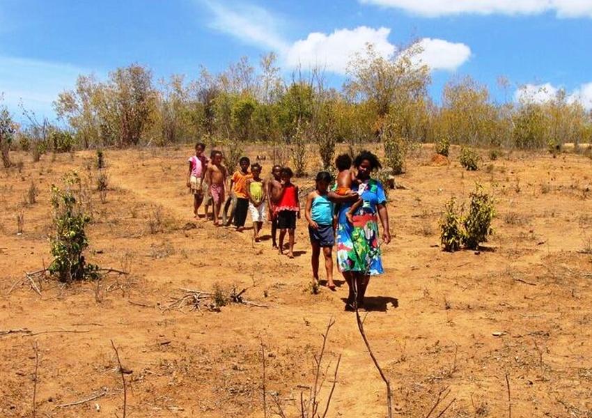 Governo decreta situação de emergência de quatro cidades da Bahia por estiagem e seca