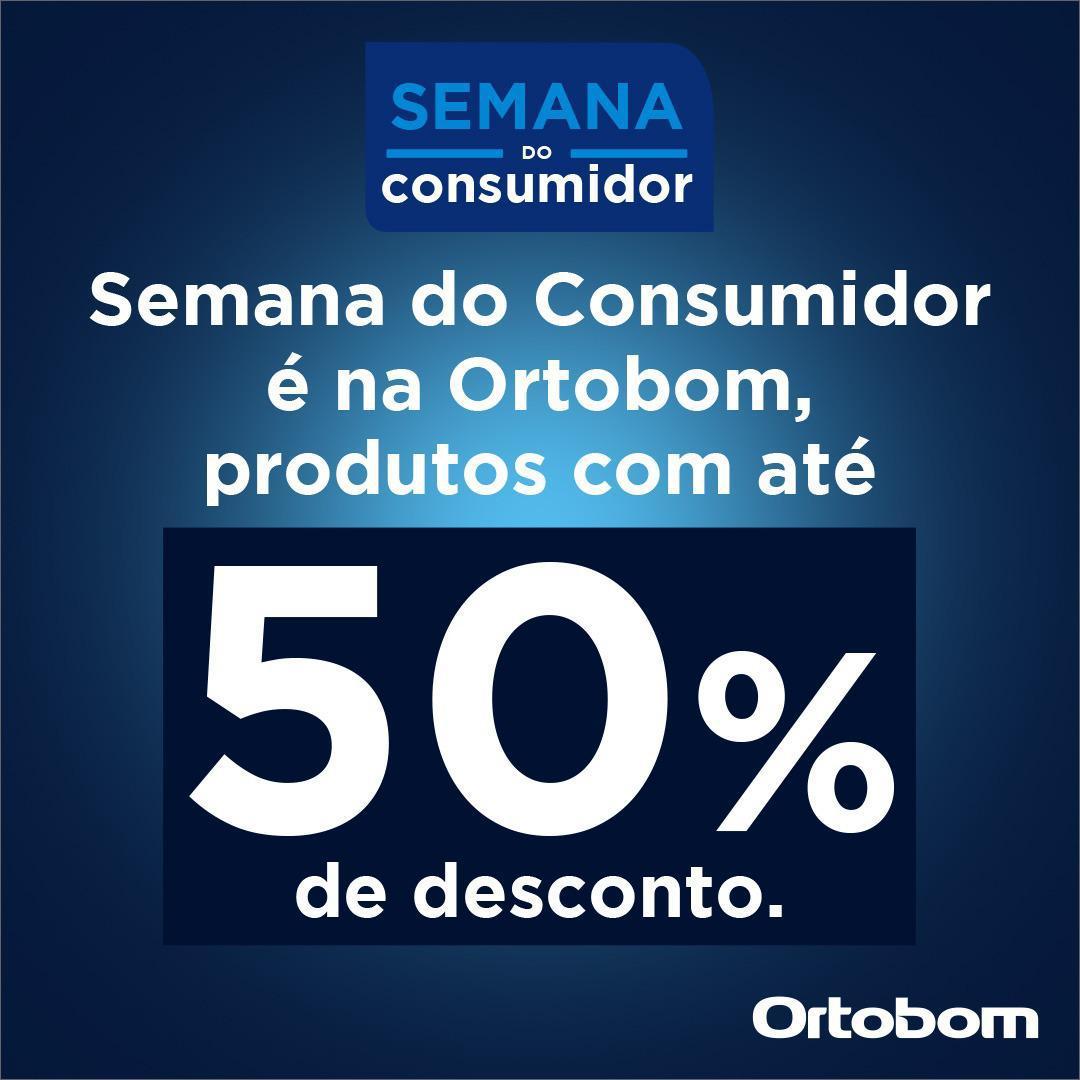 Livramento: Na Semana do Consumidor com ofertas imbatíveis na Ortobom