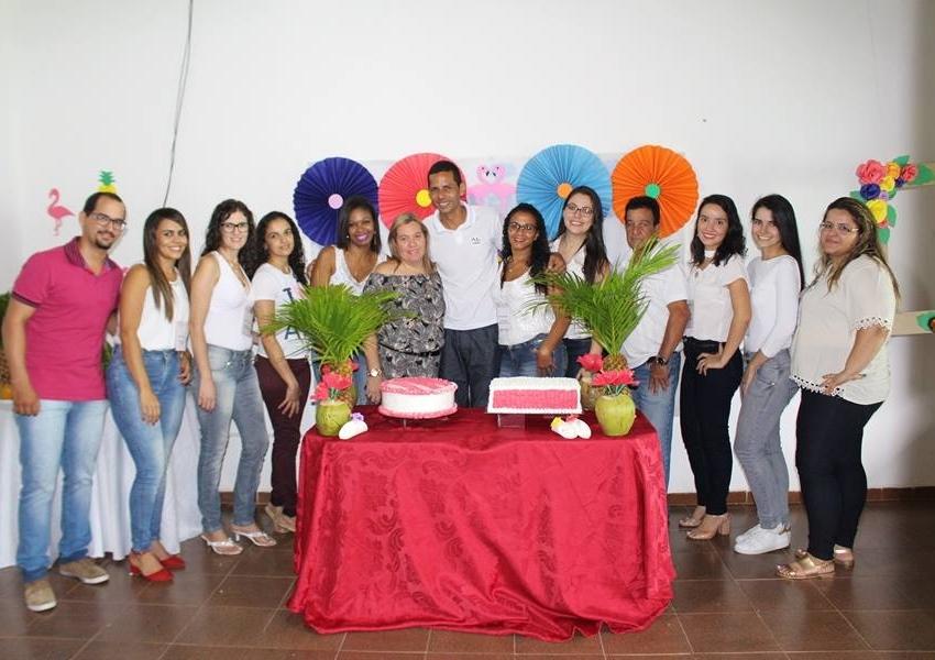 Evento marca retorno das atividades coletivas do CRAS do Bairro Estocada em Livamento