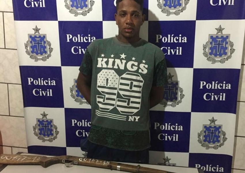 Barra: Pai mata filha de 1 ano com tiro de espingarda no oeste da Bahia