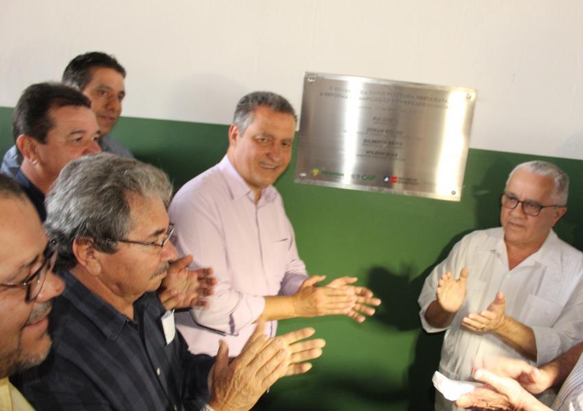 Paramirim: Governo entrega novas instalações de colégio estadual em Paramirim
