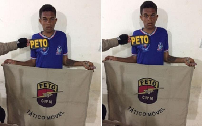 Amargosa: Estudante de 18 anos é preso ao transportar droga dentro de ônibus escolar