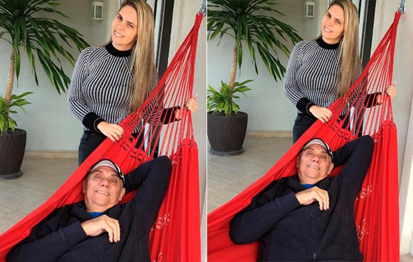 Filho de Marcelo Rezende diz que namorada do pai aproveitou coma do jornalista para usar cartão