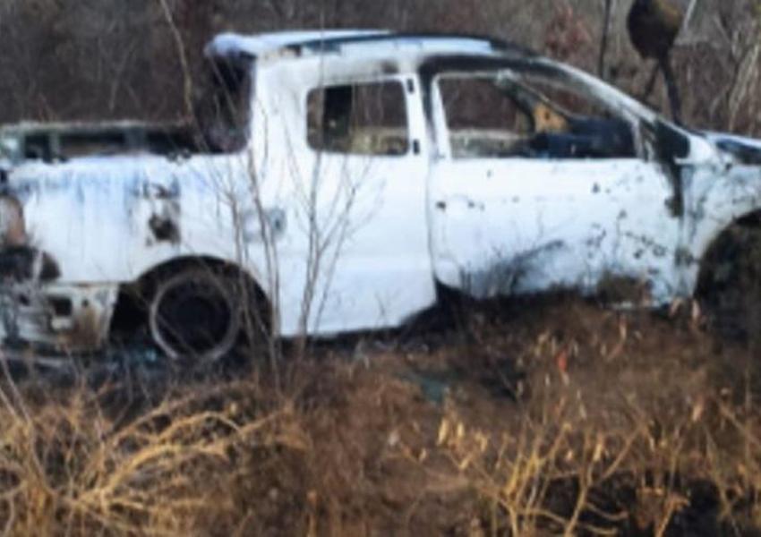Conquista: corpo encontrado em carro incendiado pode ser de empresário