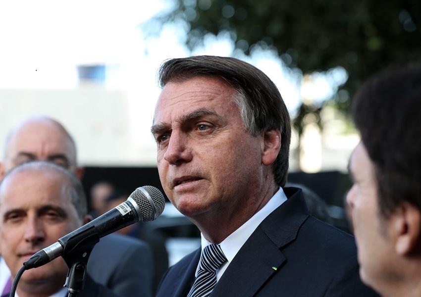 Bolsonaro nega ter usado termo 'paraíba' para se referir a governadores nordestinos
