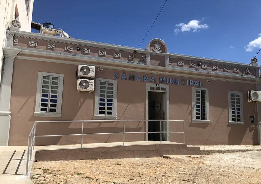 Contas da Câmara de  Vereadores de Livramento na gestão de Aparecido Lima foram aprovadas pelo TCM