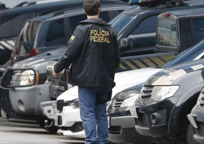 PF investiga crimes eleitorais em quatro estados