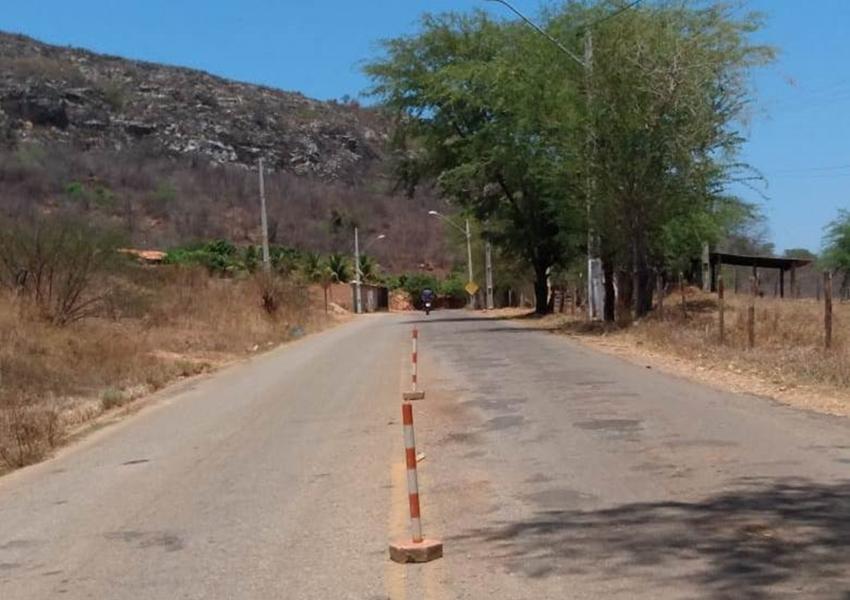 Érico Cardoso: Recuperação da BA-903 beneficiará a região da Bacia do Paramirim