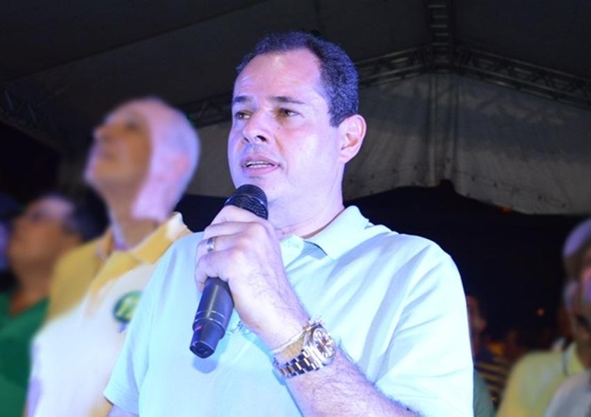 'A gente priorizou a união', diz Nelson Leal ao ser apoiado por Rui Costa para presidência da AL-BA