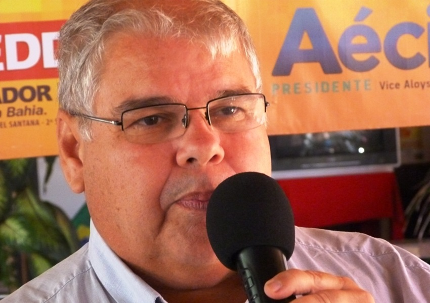 PF cumpre mandado de busca e apreensão no gabinete do deputado Lúcio Vieira Lima, irmão de Geddel
