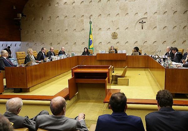 Diário Oficial publica aumento para ministros do STF nesta terça (27)