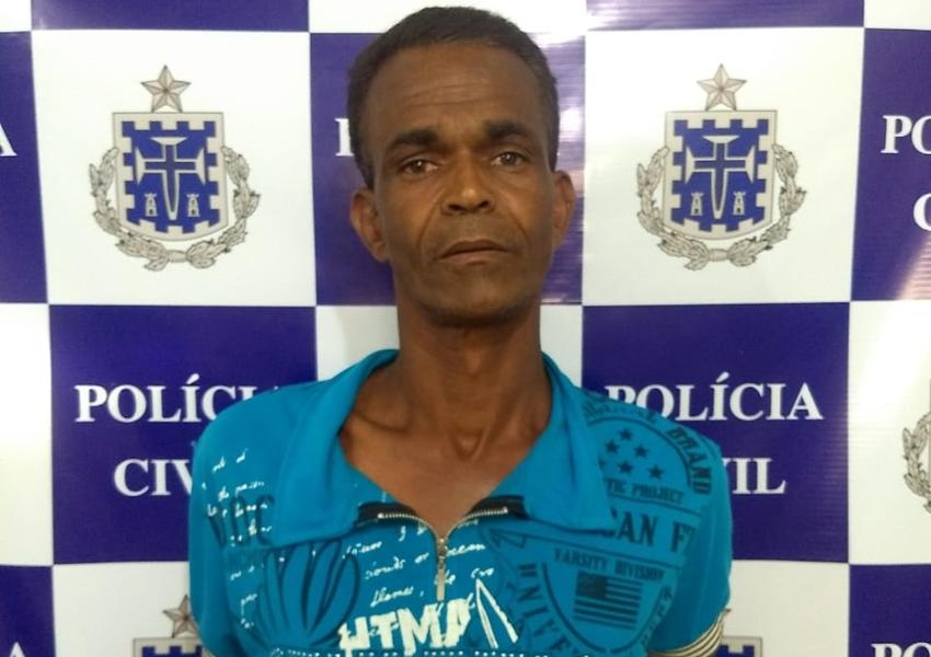 Livramento: Polícia Civil cumpre mandado de prisão no Povoado de Barrinha