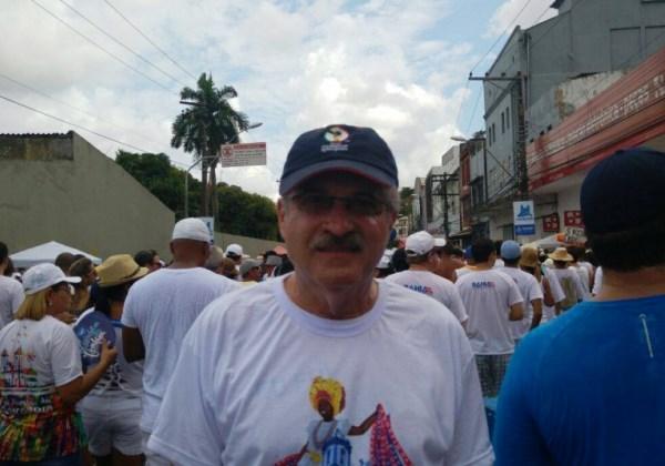 Zé Rocha deve permanecer na liderança do PR até 2020