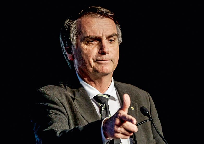 Médico veta participação de Bolsonaro em debate da Globo nesta quinta