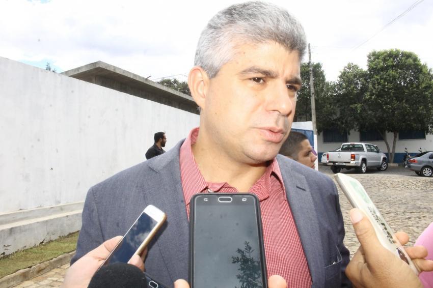 Cicom é inaugurado com a presença do secretário de Segurança Pública do Estado da Bahia, Maurício Barbosa