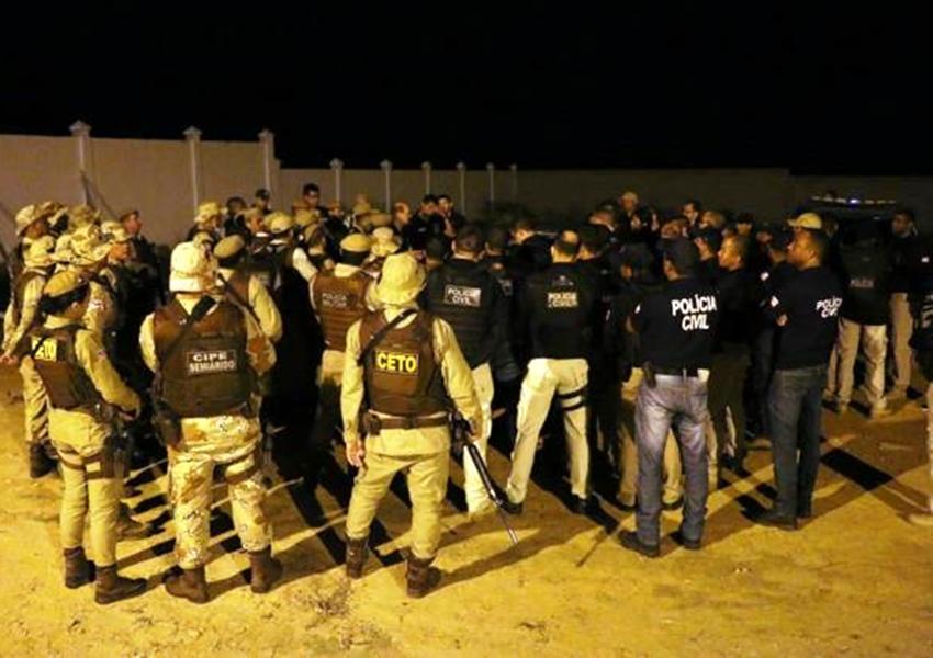 Esquema de policiamento pronto para o 27º Festival da Cachaça em Abaíra