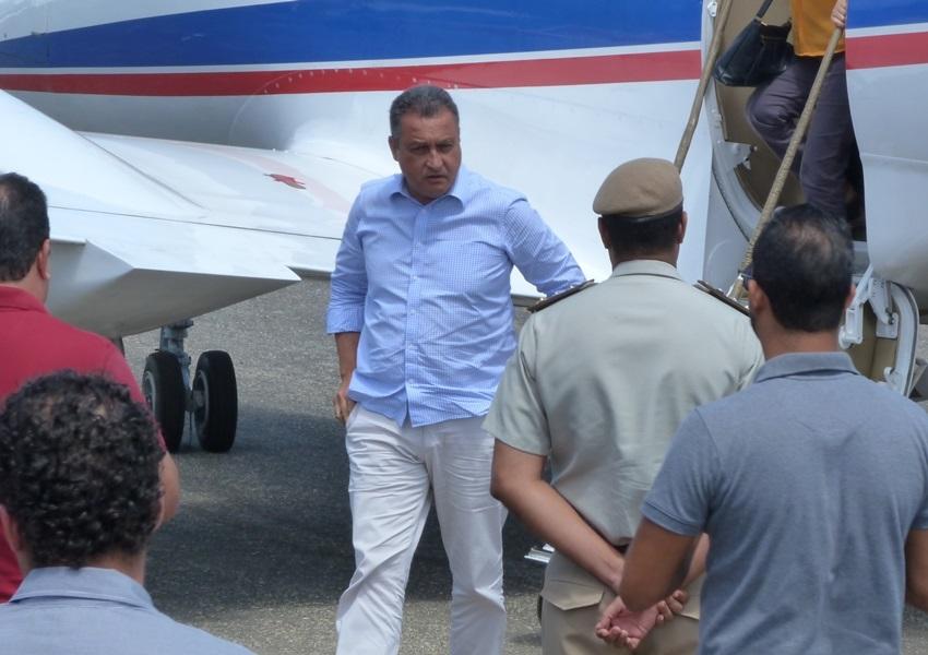 Conquista: Governador Rui Costa diz que não vai a inauguração de aeroporto, com Bolsonaro