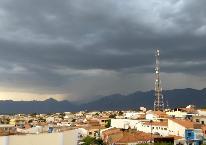 Inema emite alerta máximo de chuvas para Livramento e mais 146 cidades nesta quinta