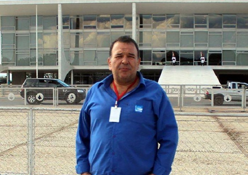 Jornalista com passagem pelo Blog Regional morre aos 58 anos em Brumado