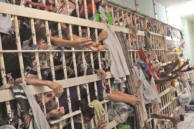 O decadente sistema prisional do Brasil e seus reflexos na segurança pública