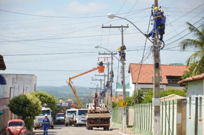 Coelba informa quais locais haverão desligamento programado em Brumado