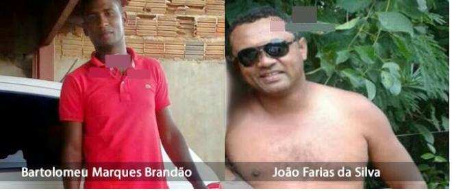 FAMILIARES ENCONTRAM CORPOS DE TRÊS BAIANOS ASSASSINADOS NO TOCANTINS