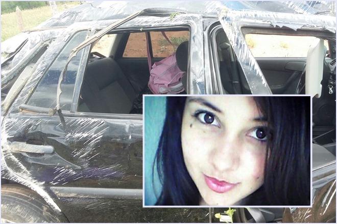 Mulher de 22 anos morre na BA-148 no trecho entre Jussiape e Abaíra após veículo capotar