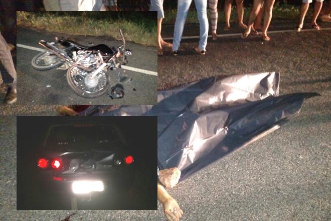 Botuporã: Colisão traseira na BA-148 deixa uma vítima fatal